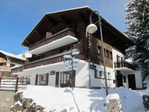 Skiworld's Mont aux Sources chalet in Verbier