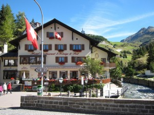 Hotel 3 Könige & Post in Andermatt